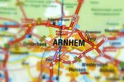 City of Arnhem - Europe Stock Photography