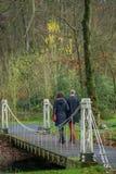 Arnhem flod Royaltyfri Bild