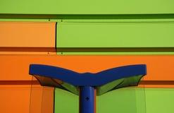 arnhem holland railwaystation Arkivbild