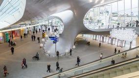 Arnhem train station Stock Image