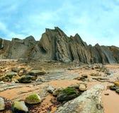 Arnia Beach Spain. Royalty Free Stock Photos