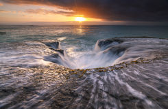 The Arniston Cauldron Stock Photography
