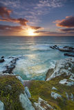 Arniston Sunrise Stock Photo