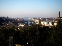 Arno της Φλωρεντίας Στοκ φωτογραφίες με δικαίωμα ελεύθερης χρήσης