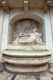Arno Fountain in Rome Royalty Free Stock Photos