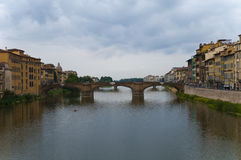Arno river, Firenze, Florence Royalty Free Stock Photography