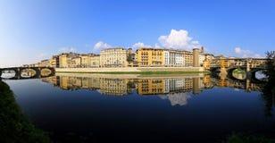 Arno river Florence Royalty Free Stock Image