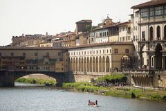 Arno River Florence Royalty Free Stock Images