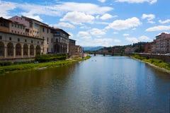 Arno River - Florence Stock Photo
