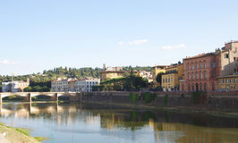 Arno River Royalty Free Stock Images