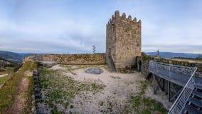 Arnoia-Schloss, alias maurisches Schloss Lizenzfreie Stockfotos