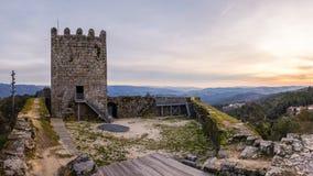 Arnoia-Schloss, alias maurisches Schloss Lizenzfreies Stockbild