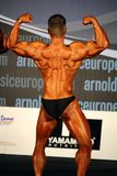 Arnold Classic Europe Bodybuilding Contest Arkivfoton