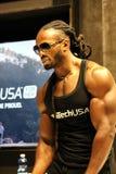 Arnold Classic Europe Bodybuilding Contest Royaltyfri Fotografi