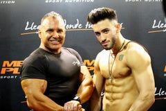 Arnold Classic Europe Bodybuilding Contest Royaltyfria Bilder