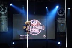 Arnold Klasyczny Europa, Barcelona 23/09/2017 Fotografia Stock