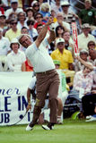 Arnold Palmer Golf Legend Photos libres de droits
