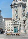 Arnold Schönberg Center - Vienna Royalty Free Stock Images
