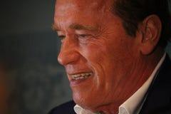 Arnold Schwarzenegger στη Βαρκελώνη Στοκ Φωτογραφία