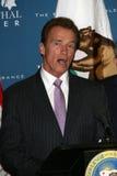 Arnold Schwarzenegger 免版税库存照片