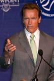 Arnold Schwarzenegger foto de archivo