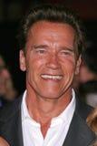 Arnold Schwarzenegger Stock Afbeelding