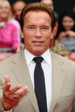 Arnold Schwarzenegger Στοκ Εικόνα