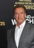 Arnold Schwarzenegger Photo libre de droits