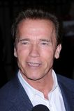 Arnold Schwarzenegger Στοκ Εικόνες