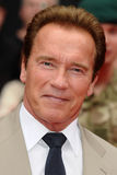 Arnold Schwarzenegger Royalty Free Stock Photo