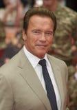 Arnold Schwarzenegger Stock Photo