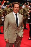 Arnold Schwarzenegger Royalty Free Stock Photo