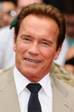 Arnold Schwarzenegger Royalty Free Stock Photography