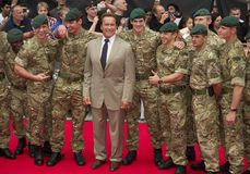 Arnold Schwarzenegger Royalty Free Stock Images