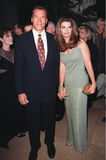 Arnold Schwarzenegger,Maria Shriver Royalty Free Stock Photos