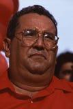 Arnoldo Aleman Nicaragua 1996 Imágenes de archivo libres de regalías