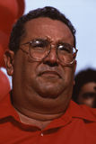 Arnoldo Aleman Nicaragua 1996 Lizenzfreie Stockbilder