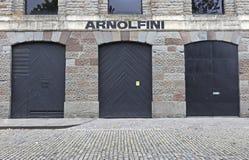 Arnolfini royaltyfri foto