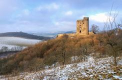 Arnstein castle ruin Stock Photography