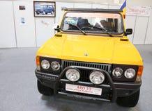 ARO 10 σε SIAB, Romexpo, Βουκουρέστι, Ρουμανία στοκ φωτογραφίες με δικαίωμα ελεύθερης χρήσης