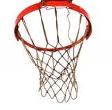 Aro de baloncesto Imágenes de archivo libres de regalías