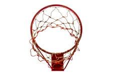 Aro de baloncesto foto de archivo