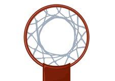 Aro de basquetebol Fotos de Stock Royalty Free