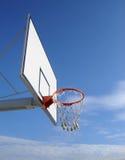 Aro de basquetebol fotografia de stock royalty free