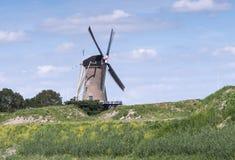 Aro goed de do moinho de vento em holland Imagens de Stock