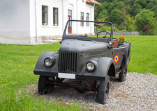 ARO IMS M461 4x4 military historical car Royalty Free Stock Photos