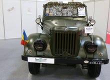 ARO M461 C a SIAB, Romexpo, Bucarest, Romania Immagini Stock Libere da Diritti