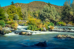 Arogancka rzeka Fotografia Royalty Free