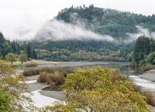 Arogancka rzeka, Oregon Obrazy Stock