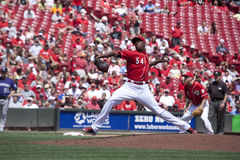 Aroldis Chapman Royalty Free Stock Photography